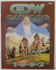 1992 Game Catalog
