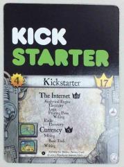 Kickstarter Promo Card - Kickstarter