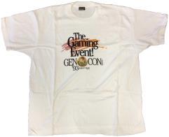 1993 Gen Con T-Shirt (XXL)