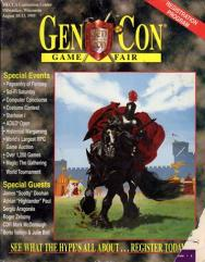 1995 Gen Con Registration Program