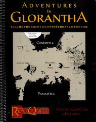 Adventures in Glorantha (Gencon 2015 Preview Edition)