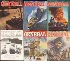 General Magazine Collection - Vol. 27 Complete Set!