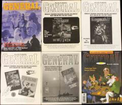 General Magazine Collection - Vol. 29 Complete Set!