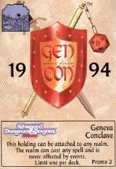 Promo 2 - Geneva Conclave