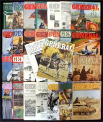 General Magazine Collection - Volumes 25-29 (30 Issues!)