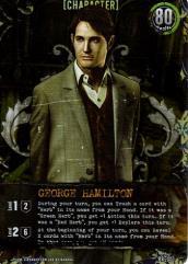 Promo Card - George Hamilton