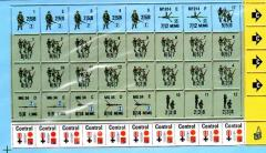 German 1940 Personnel & Control Markers