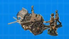 German 7.7cm Field Gun