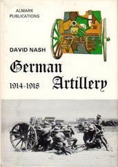 German Artillery 1914-1918