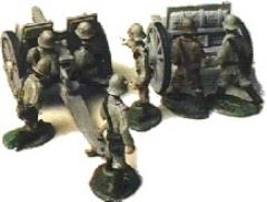 German Gun Crew Stalhelm