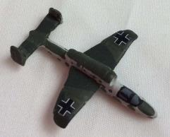 German He-162 Salamander
