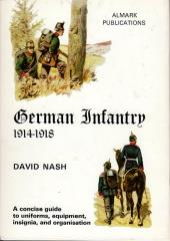 German Infantry 1914-1918