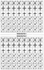 Panzer Leader/Blitz - German Gray Para 1 & 2