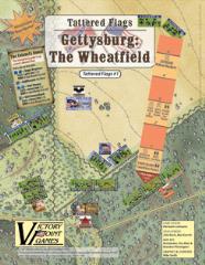 Tattered Flags #1 - Gettysburg, The Wheatfield