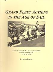 Grand Fleet Actions in the Age of Sail, 1530-1830