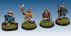 Panda Adventurers