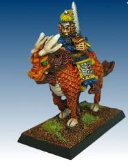 Dragon Horse Rider I