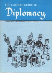 Gamer's Guide to Diplomacy, The (1st Edition)