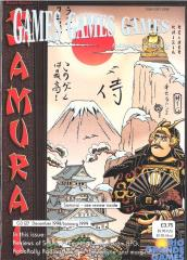 "#127 ""Samurai, Maelstrom RPG, For the People"""