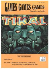 "#133 ""Tikal, Starbase Jeff, Union Pacific"""
