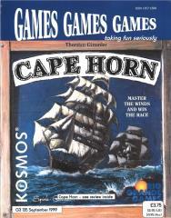 """#135 """"Cape Horn, Buffalo, Zoon"""""""