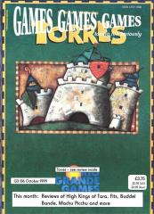 "#136 ""Torres, High Kings of Tara, Machu Picchu"""
