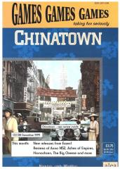 "#138 ""Chinatown, Anno 1452, Ashes of Empires"""