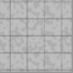 "8.5"" x 11"" Reversible Graph Paper - Cobblestone (1"" Square)"