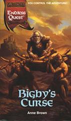 Greyhawk - Bigby's Curse