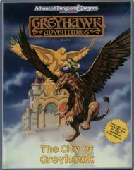 City of Greyhawk, The