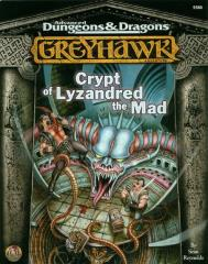 Lost Tombs #2, The - The Crypt of Lyzandred the Mad