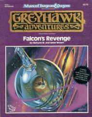 Falcon's Revenge