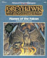 Flames of the Falcon