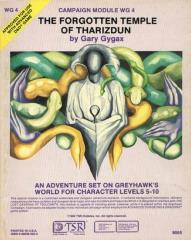 Forgotten Temple of Tharizdun, The