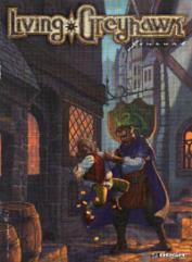 Living Greyhawk Journal #2 w/The Free City of Greyhawk Poster Map