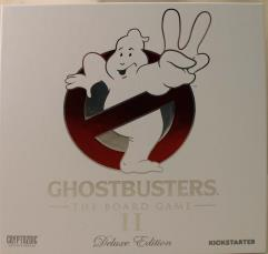 Ghostbusters - The Board Game II (Deluxe, Kickstarter Edition)