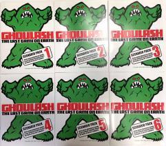 Ghoulash Scenario Pack #1-6 Collection!