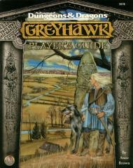 Players Guide to Greyhawk, A