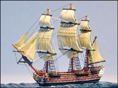 130 Gun Ship-of-the-Line - El Santissima Trinidad