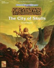 City of Skulls, The