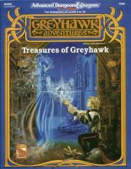 Treasures of Greyhawk