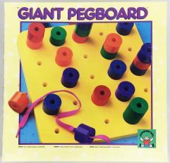 Giant Pegboard