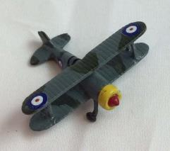 British Gloster Gladiator