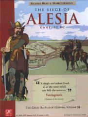 Siege of Alesia, The - Gaul 52 BC