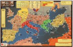 Pax Romana - Mounted Mapboard