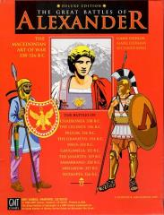 Great Battles of Alexander, The (Deluxe 3rd Edition)