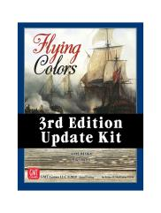 Flying Colors - 3rd Edition Upgrade Kit