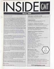 Inside GMT - Winter 2005