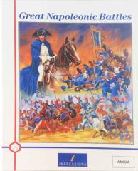 "Great Napoleonic Battles (Amiga 3.5"")"