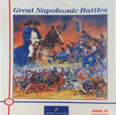 Great Napoleonic Battles (Atari ST)